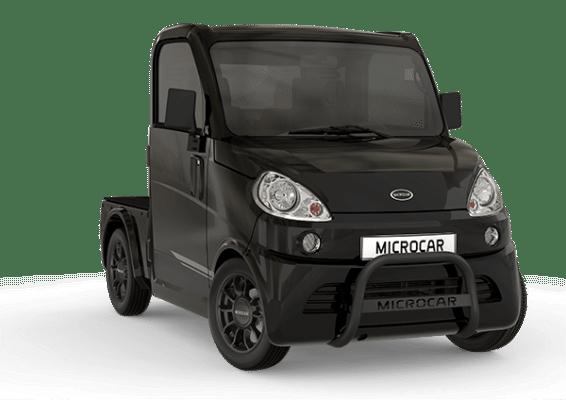 Microcar - Microcar M.Cross X - voiture sans permis - utilitaire