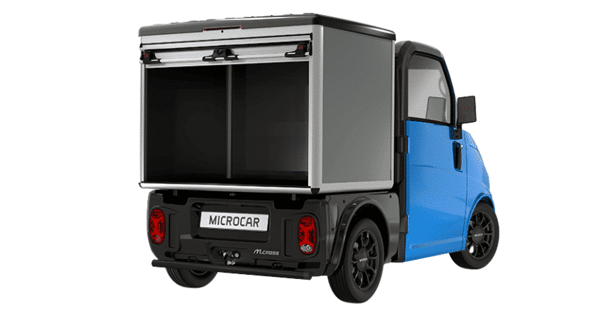 Van sans permis - Microcar